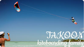 Takoon Kiteboarding Family is a partner of uKite.pro. kiteboard rental and sales